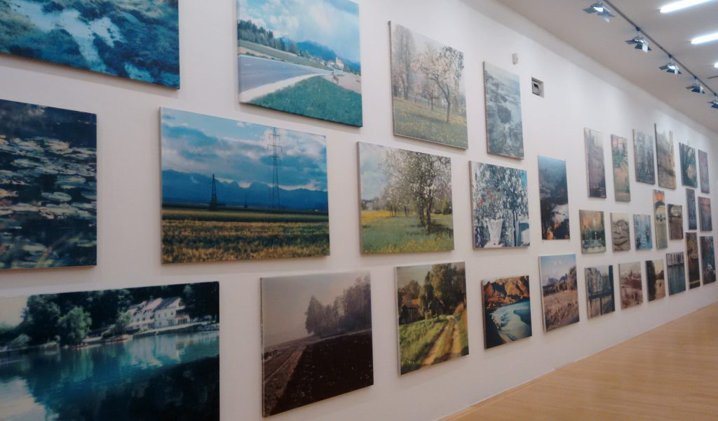 Exhibition of Bogoslv Kalaž at the Modern Gallery