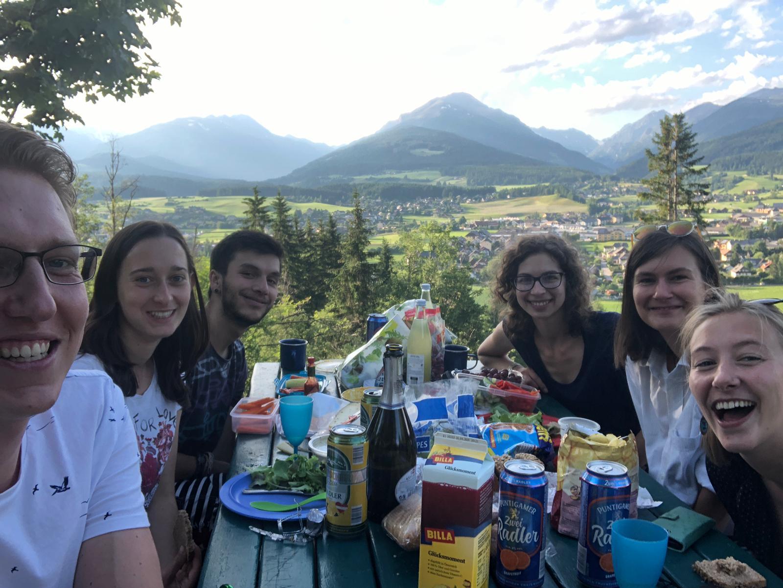 V osrčju avstrijskih Alp